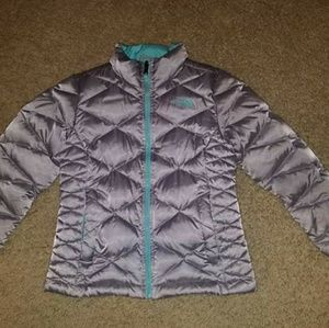 The north face girls 550 winter coat